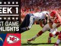 Chargers vs. Chiefs (Week 1) Highlights