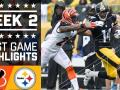 Bengals vs. Steelers (Week 2)