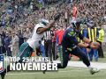 Top 25 Plays of November!