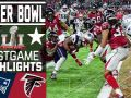 Patriots vs. Falcons -  Super Bowl LI Game Highlights