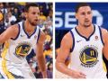 Stephen Curry and Klay Thompson Score 50 Points in Win vs. T-Wolves