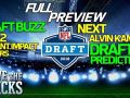 2018 NFL Draft Full Preview & Predictions