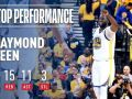 Draymond Records A Triple-Double In Game 1 Vs Pelicans!