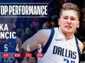 Luka Doncic Drops a Career-High 32 Points!