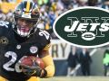 Le'Veon Bell Signs with the Jets