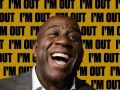 The best reactions to Magic Johnson's surprise resignation from the Lakers