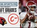 The Arizona Cardinals pick Kyler Murray first overall