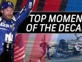 Top NASCAR moments of the decade