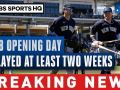 MLB Opening Day delayed at least two weeks; spring training games canceled