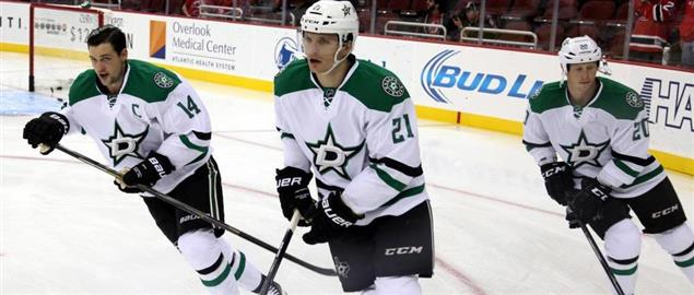 Dallas Stars and New Jersey Devils, October 24, 2014